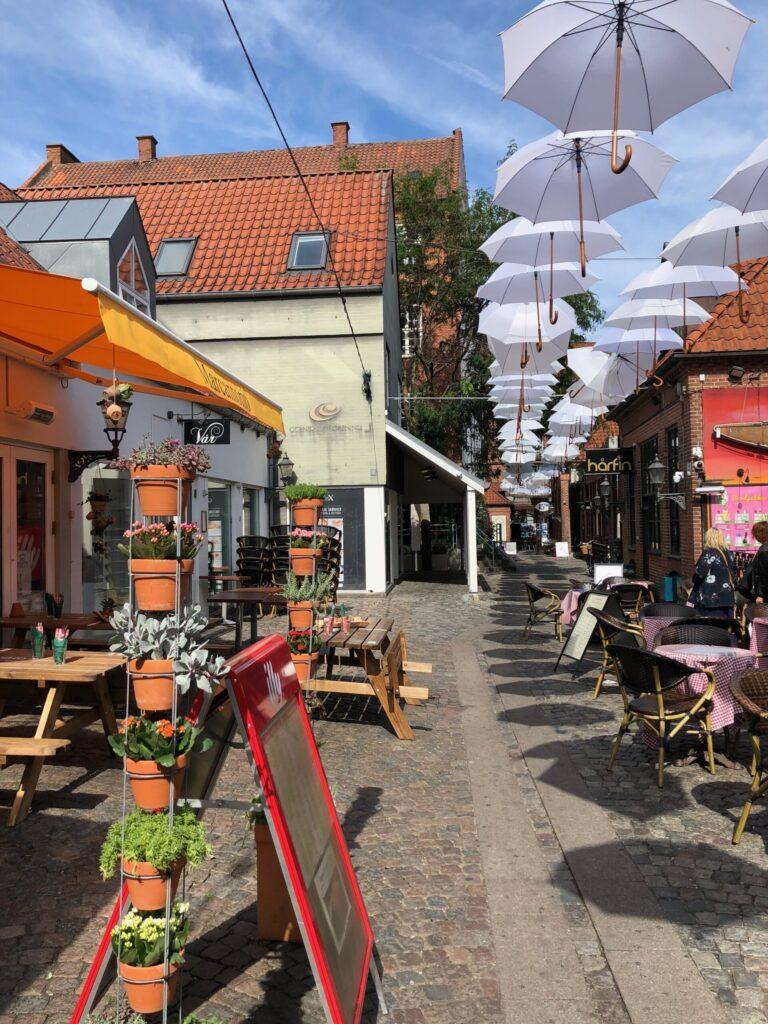 Italiensk restaurant i Odense